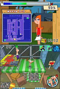Phineas and Ferb screenshot