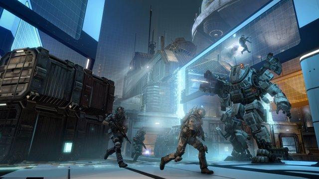 Titanfall: Expedition screenshot