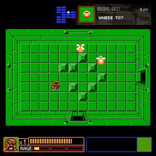 Abobo's Big Adventure screenshot