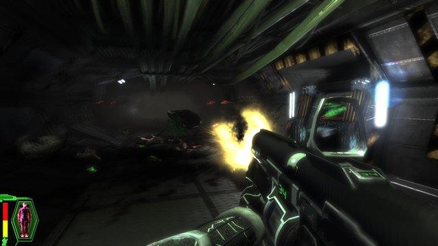 CDF Ghostship screenshot