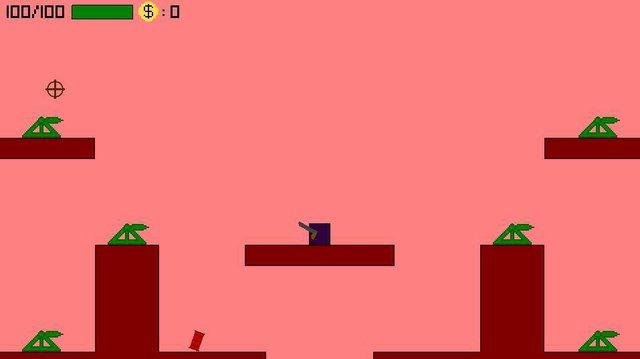 Cube Game screenshot