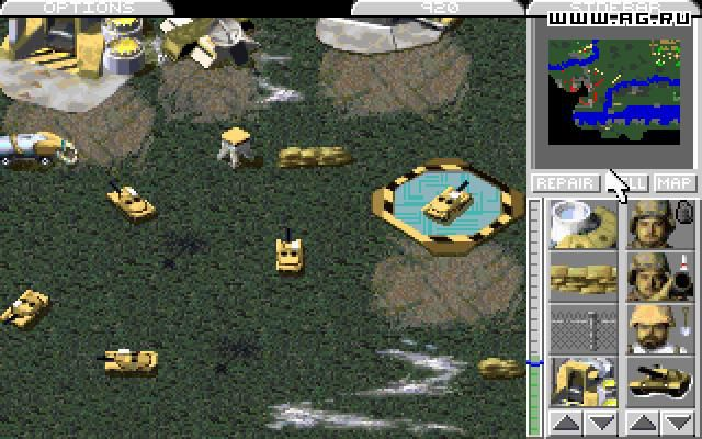 Command & Conquer (2009) screenshot