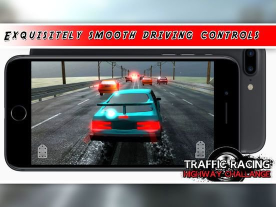 Highway Car Racing 3D - Real Drift Race Pro screenshot