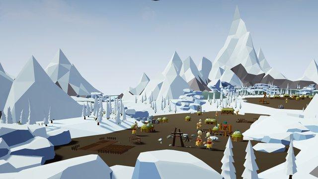 Super Island God VR screenshot