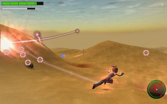 Caster screenshot
