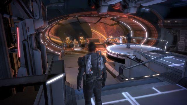 Mass Effect: Pinnacle Station screenshot