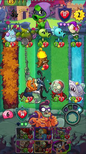 Plants vs. Zombies Heroes screenshot
