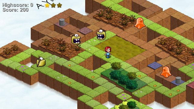 Skyling: Garden Defense screenshot
