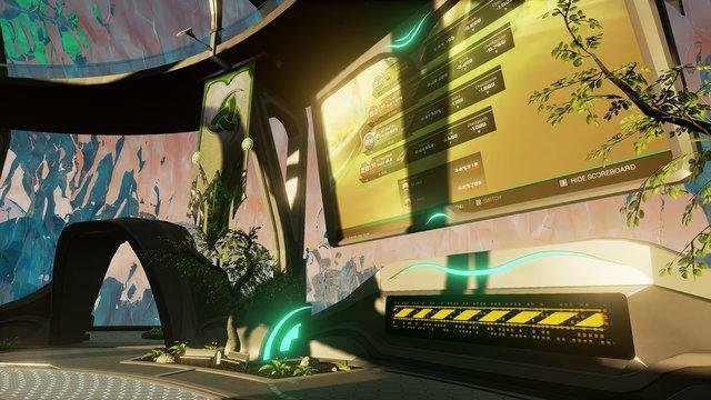 Hover Cubes: Arena screenshot