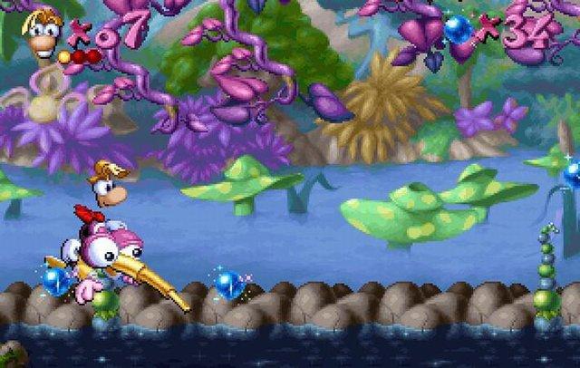 Rayman Forever screenshot