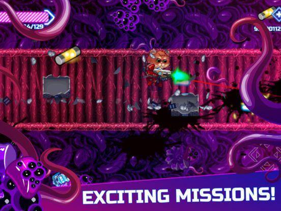 Armored Kitten screenshot