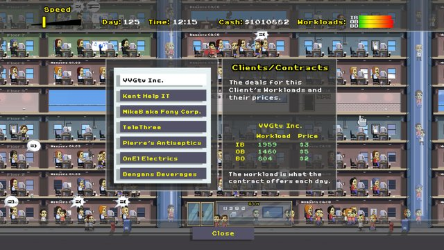 Smooth Operators screenshot