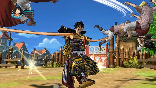 One Piece: Pirate Warriors screenshot
