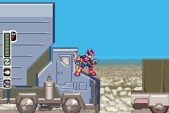 Mega Man Zero 4 (2005) screenshot
