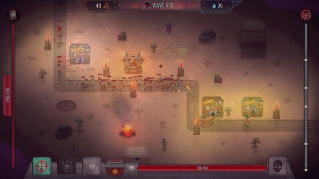 Dead Ground screenshot