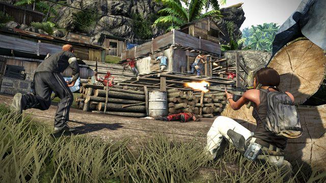 Far Cry 3: High Tides screenshot