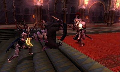 Fire Emblem Fates: Birthright screenshot