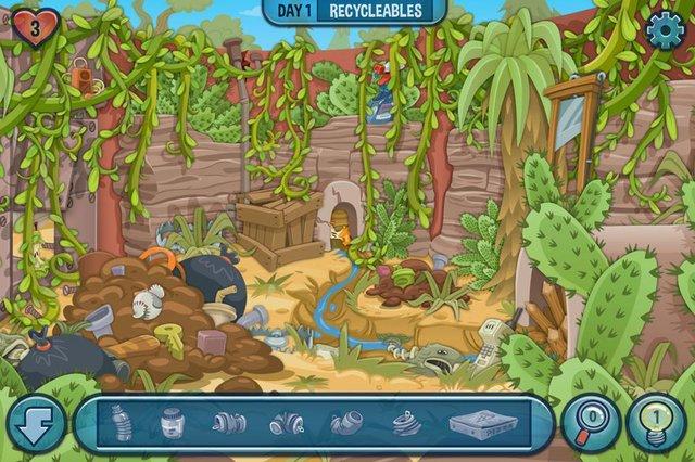 Zoo Clean Up screenshot