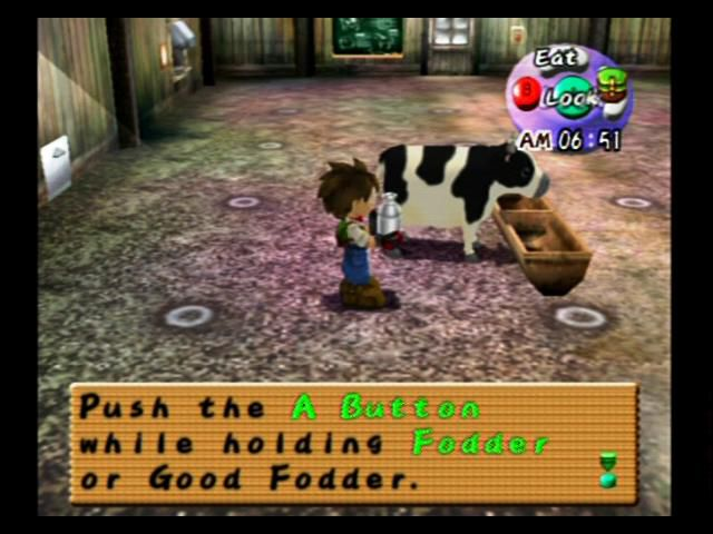 Harvest Moon: A Wonderful Life screenshot
