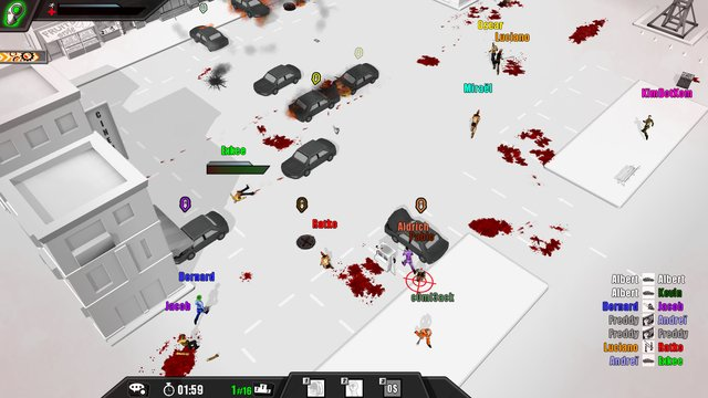 Kill The Bad Guy screenshot