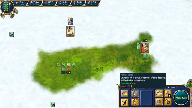 Egypt Old Kingdom screenshot