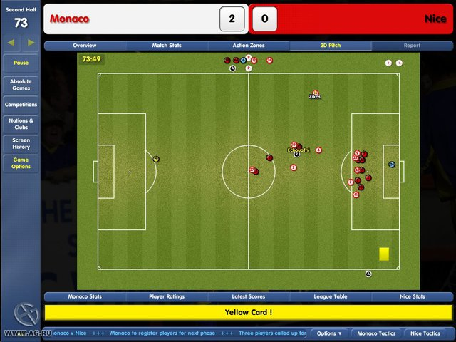 Championship Manager Season 03/04 screenshot