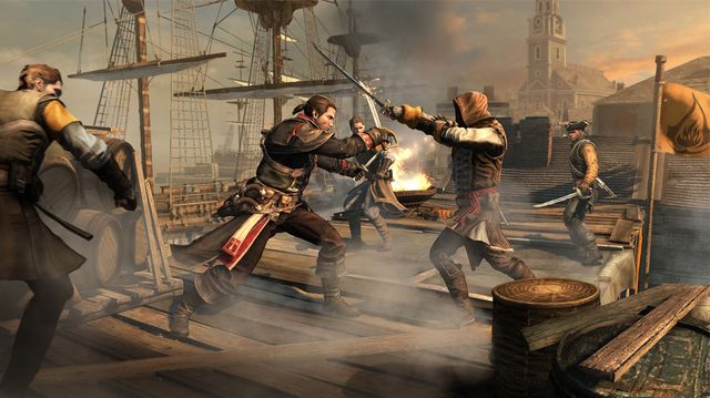 Assassin's Creed Rogue screenshot