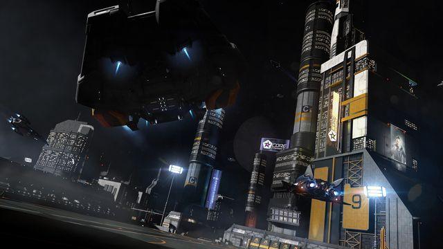 Elite Dangerous: Horizons screenshot