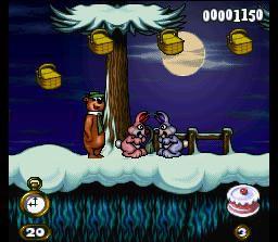Adventures of Yogi Bear screenshot