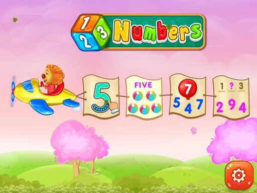 123 Numbers - Count & Tracing screenshot