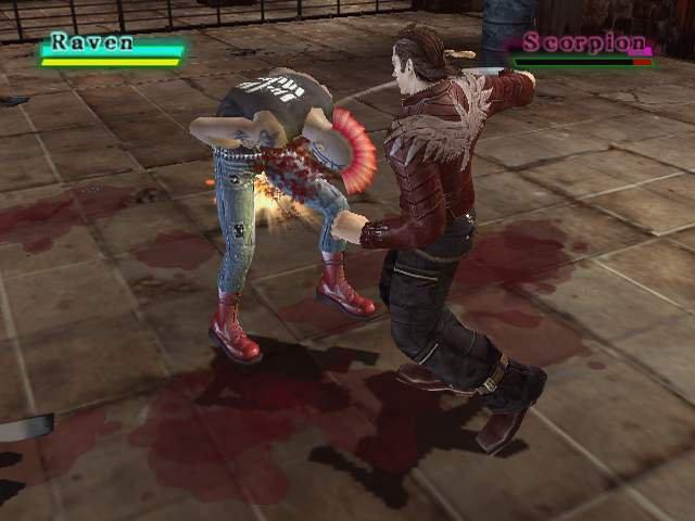 Beat Down: Fists of Vengeance screenshot