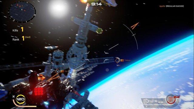 Strike Vector EX screenshot
