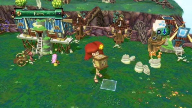Akimi Village screenshot