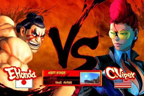 Street Fighter 4 screenshot