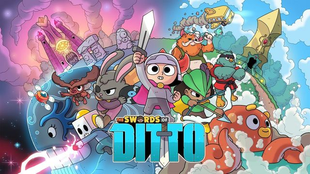 The Swords of Ditto screenshot