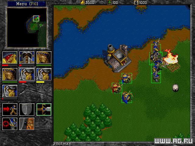 Games Like Warcraft Orcs Humans Games Similar To Warcraft