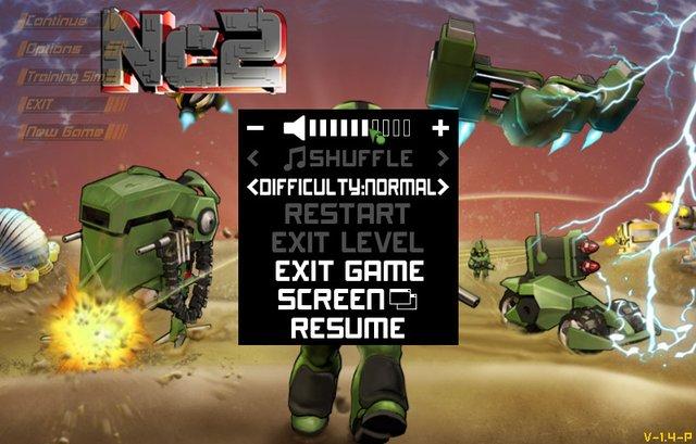 NC Tower Defense 2 screenshot