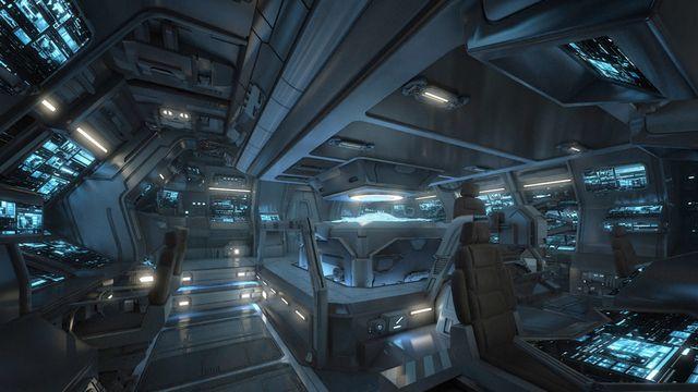 Wandering in space screenshot