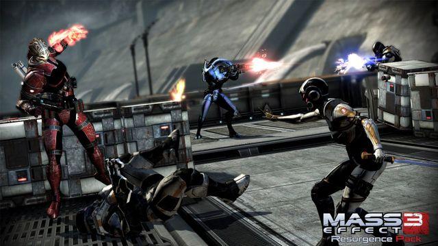 Mass Effect 3: Возрождение screenshot