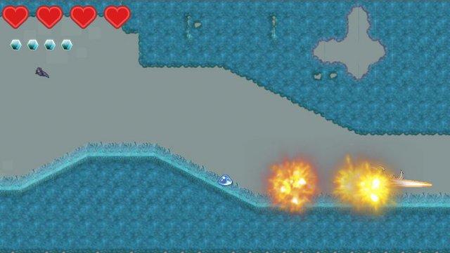 Pulut Adventure screenshot