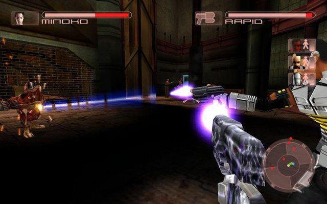Project Eden screenshot