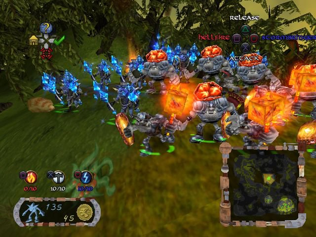 Goblin Commander: Unleash the Horde screenshot
