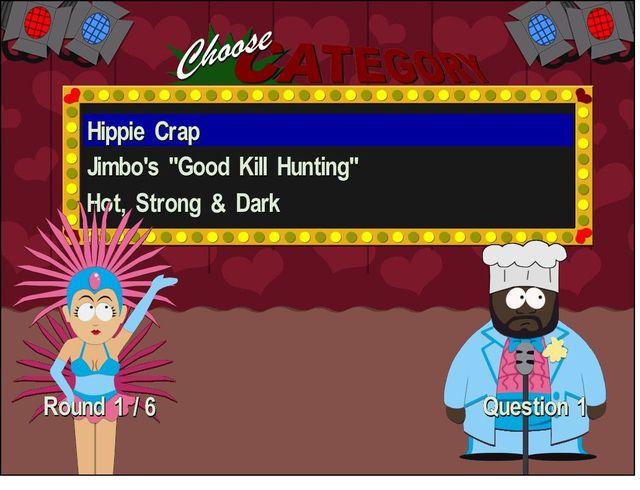 South Park: Chef's Luv Shack screenshot