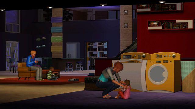 Sims 3: Городская жизнь, The screenshot