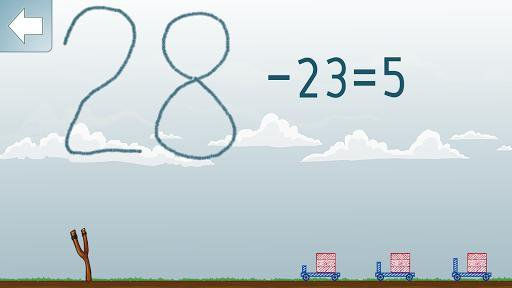 Subtraction Math Game screenshot