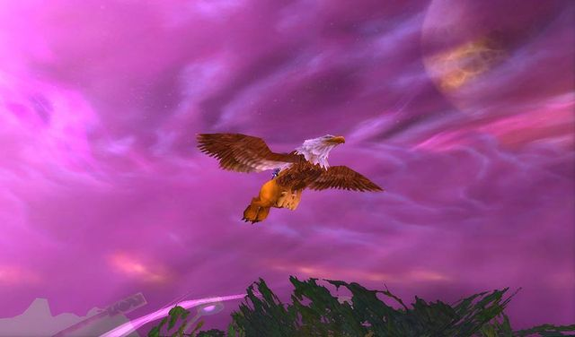 World of Warcraft: The Burning Crusade screenshot