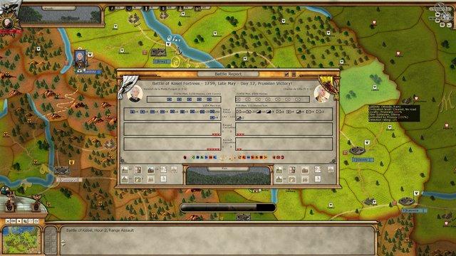 Фридрих II. Семилетняя война screenshot
