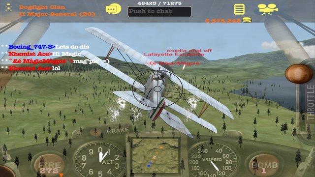 Dogfight Elite screenshot