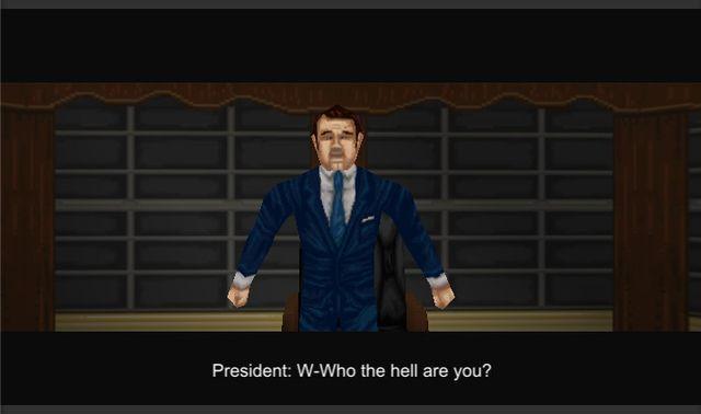 The spy who shot me screenshot