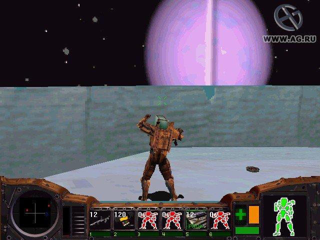 Outwars screenshot